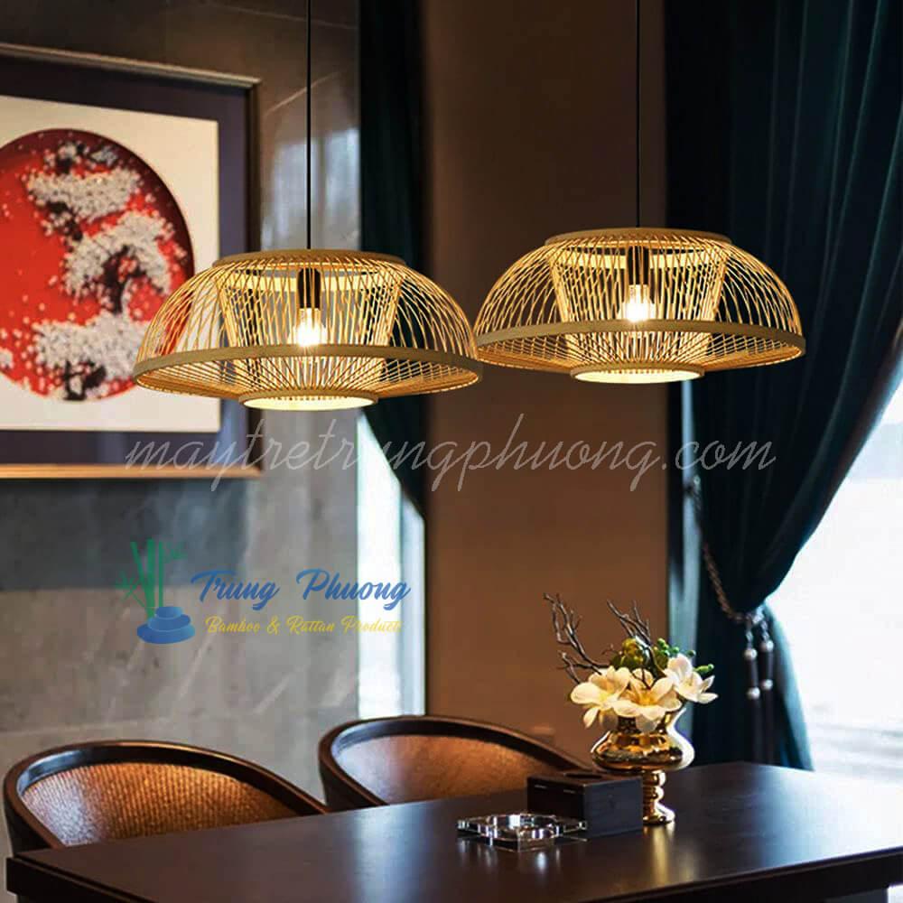 đèn tăm lồng bàn
