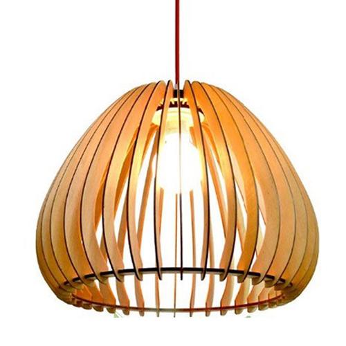 Đèn gỗ trang trí DG151