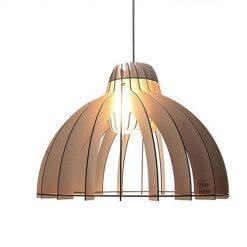 Đèn thả gỗ DG153