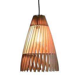 Đèn thả gỗ DG156