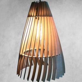 Đèn thả gỗ DG156 TPHCM