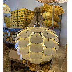 Đèn gỗ Trung Phương