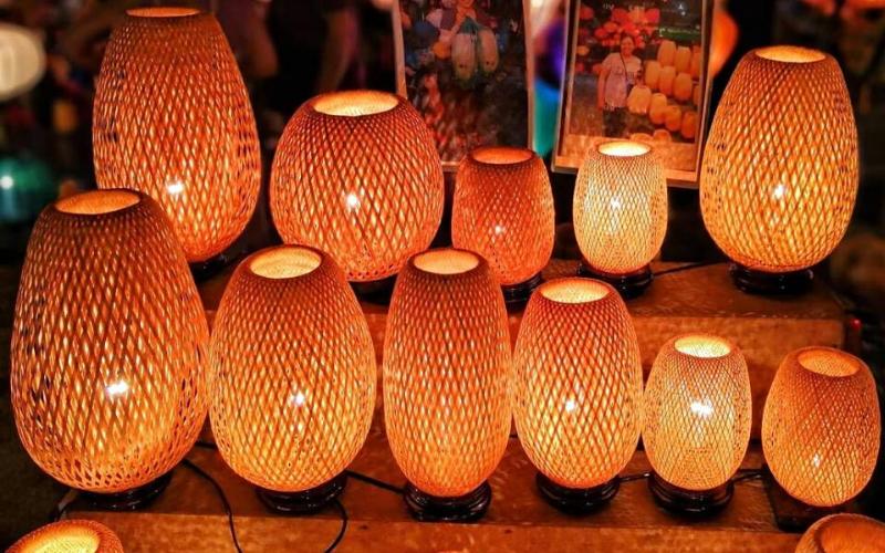 Thiết kế đèn rực rỡ, đẹp mắt