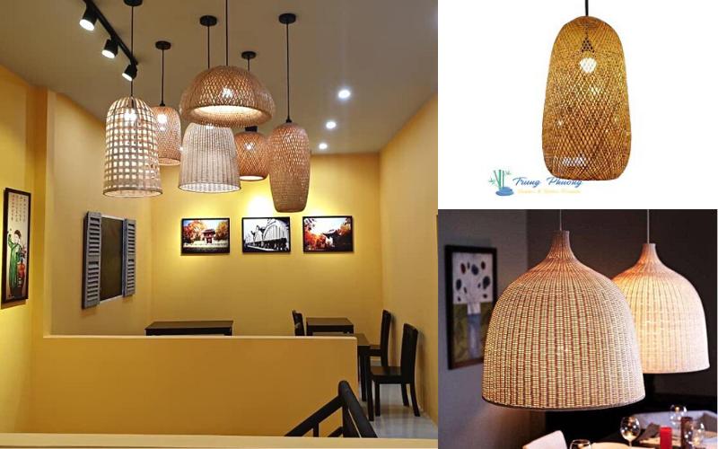 Đèn nhúm dài có thể dễ dàng kết hợp với những mẫu đèn khác