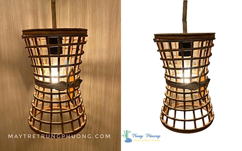 Thiết kế đèn song mây mang nét cổ điển và tinh tế riêng